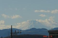富士山09'12/20。クリックすると大きくなりますR1。