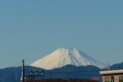 富士山12/7朝。クリックして大きくしてくださいね。r1