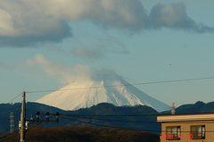 富士山12/26朝クリックして大きくしてくださいね。r1