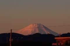 富士山(紅富士)12/27。クリックして大きくしてくださいね。r1
