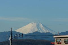 富士山12/27朝。クリックして大きくしてくださいね。r1