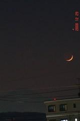 富士山と月と木星。クリックして大きくしてくださいね。r1