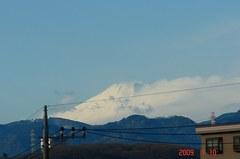 富士山09'1/10朝。クリックして大きくしてくださいね。r1