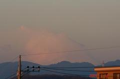 富士山09'1/12朝。クリックして大きくしてくださいね。r1