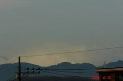 富士山09'2/14(朝)。クリックして大きくしてくださいね。r1