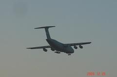 C−5ギャラクシー、輸送機