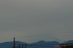 富士山10'1/21。クリックすると大きくなりますR1。