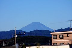 富士山10'10/11。クリックすると大きくなりますα55。