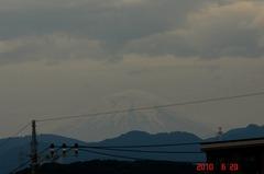富士山10'6/20。クリックすると大きくなりますR1。