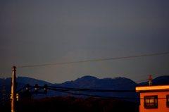 富士山11'12/16。α55 SLT-A55VY 70-300mm F4.5-5.6 G SSM SAL70300G。クリックすると大きくなります。