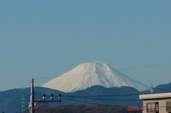 富士山09'12/6。クリックすると大きくなりますR1。