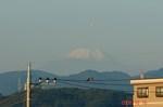 富士山10/16朝