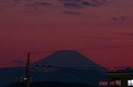 富士山10/16夕