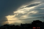 雷雨後の空2
