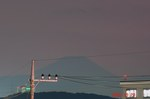 富士山10/28夕