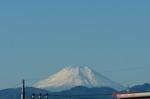 富士山11/22朝