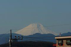 富士山09'2/8朝。クリックして大きくしてくださいね。r1
