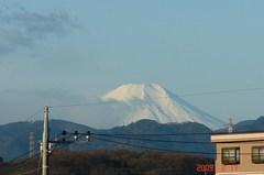 富士山09'2/17(朝)。クリックして大きくしてくださいね。r1