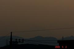 富士山09'5/2。クリックして大きくしてくださいね。r1