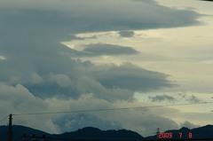 富士山09'7/8。クリックして大きくしてくださいね。r1