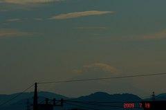富士山09'7/19。クリックして大きくしてくださいね。r1
