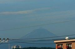 朝の富士山09'7/26。クリックして大きくしてくださいね。r1