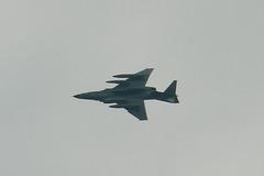 日の丸機、友好祭から帰還。F−1支援戦闘機。クリックして大きくしてくださいね。r1
