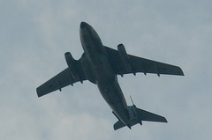 日の丸機、友好祭から帰還、C−1輸送機。クリックして大きくしてくださいね。r1