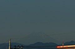 富士山09'10/13朝。クリックして大きくしてくださいね。r1