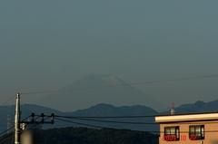 富士山09'10/22。クリックして大きくしてくださいね。r1