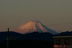 富士山09'11/3。クリックして大きくしてくださいね。r1