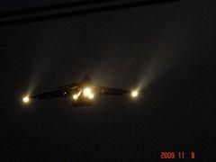 夕闇のギャラクシー。クリックして大きくしてくださいね。r1