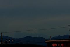 富士山09'11/16