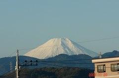 富士山09'11/20。クリックすると大きくなります。R1