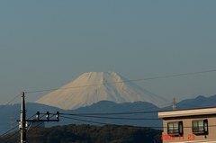 富士山09'11/23。クリックすると大きくなります。R1