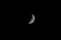 弓張月。クリックすると大きくなります。R1