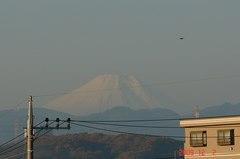 富士山09'12/2。クリックすると大きくなりますR1。