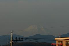 富士山09'12/30。クリックすると大きくなりますR1。