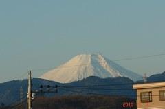 富士山10'1/7。クリックすると大きくなりますR1。