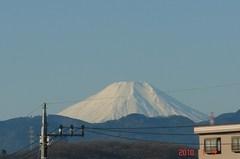 富士山10'1/9。クリックすると大きくなりますR1。