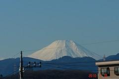 富士山10'1/16。クリックすると大きくなりますR1。