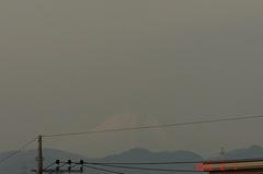 富士山10'2/1。クリックすると大きくなりますR1。