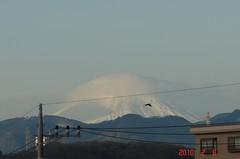 富士山10'2/8。クリックすると大きくなりますR1。