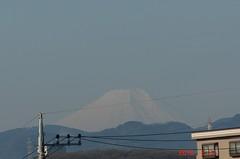 富士山10'2/21。クリックすると大きくなりますR1。
