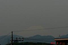 富士山10'5/3。クリックすると大きくなりますR1。
