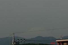 富士山10'5/9。クリックすると大きくなりますR1。