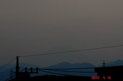 富士山10'5/16。クリックすると大きくなりますR1。