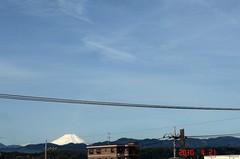 富士山10'4/21