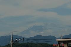 富士山10'7/18。クリックすると大きくなりますR1。