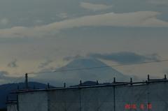 富士山10'8/10。クリックすると大きくなりますR1。